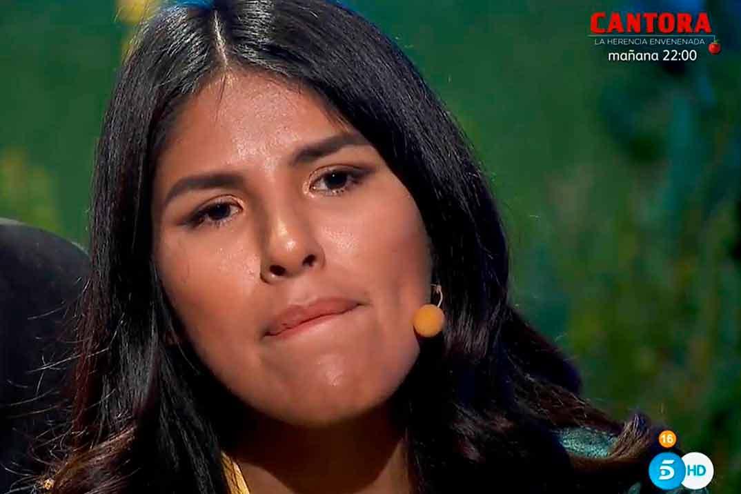 """Isa Pantoja se muestra tajante: """"Ellos nunca han dado la cara por mí"""""""
