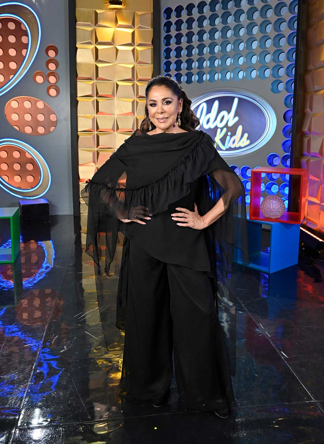 Isabel Pantoja - Idol Kids © Telecinco