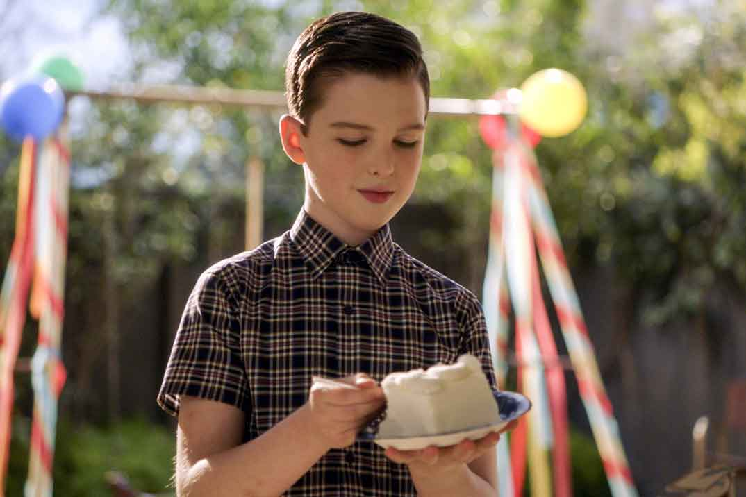 """""""El joven Sheldon"""" – Estreno de la Temporada 4 en Movistar"""
