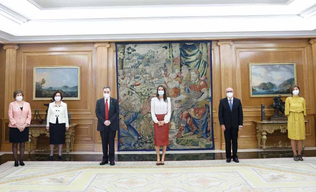 Reina Letizia © Casa S.M. El Rey