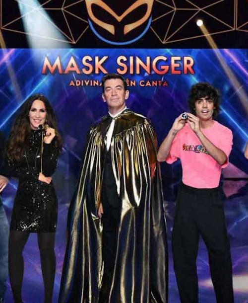 'Mask Singer: adivina quién canta', estreno esta noche en Antena 3