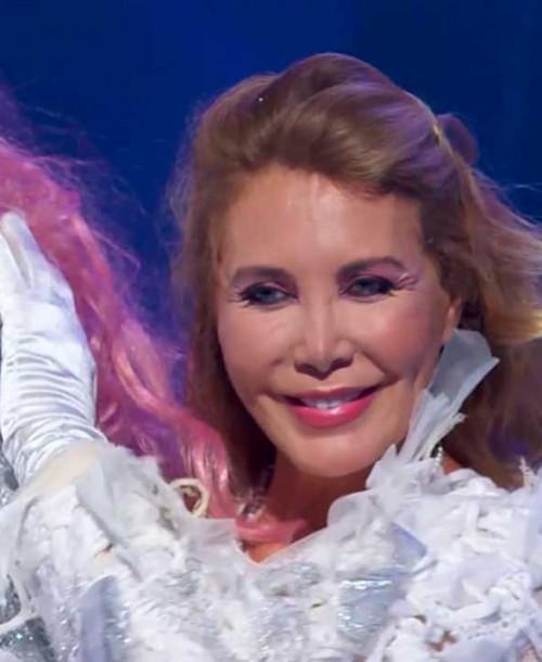 Norma Duval zanja la polémica sobre su aspecto en 'Mask Singer'
