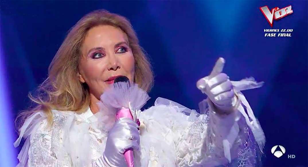 Norma Duval - Mask Singer © Antena 3