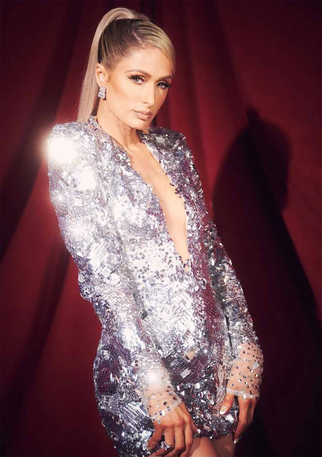 Paris Hilton © amas/Instagram