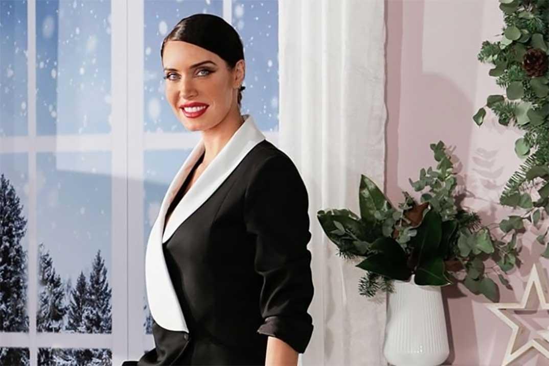 Pilar Rubio: «Creo que con 4 niños ya está bien, hay veces que estoy un poquito desbordada»