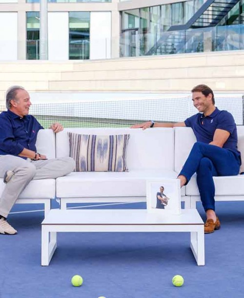 Rafa Nadal protagoniza la nueva entrega de 'Mi casa es la tuya'