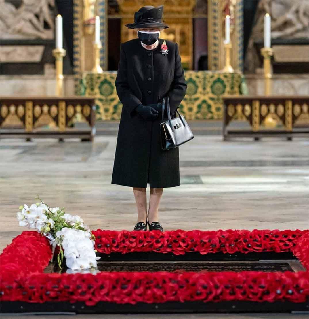 Reina Isabel II de Inglaterra © theroyalfamily/Instagram