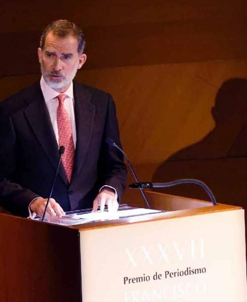 El rey Felipe VI, en cuarentena tras tener contacto con un positivo en coronavirus