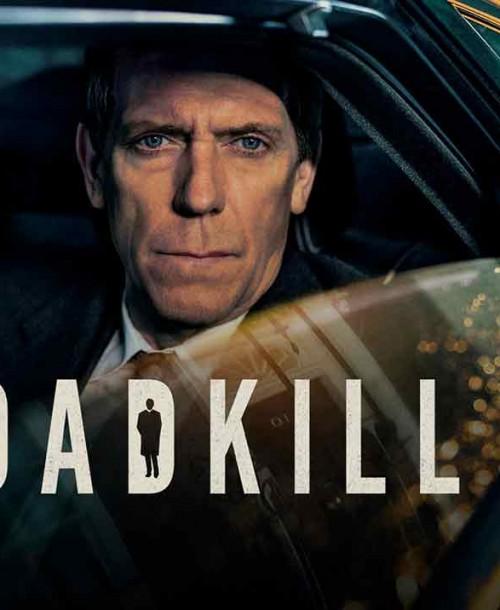 'Roadkill', con Hugh Laurie, estreno en Movistar+