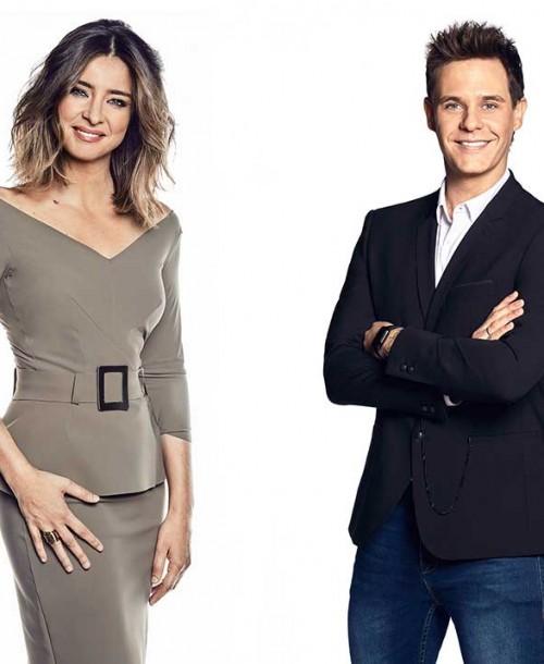 Sandra Barneda y Christian Gálvez darán Las Campanadas en Mediaset