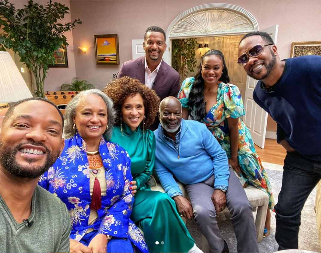 Will Smith - El Príncipe de Bel-Air © Instagram