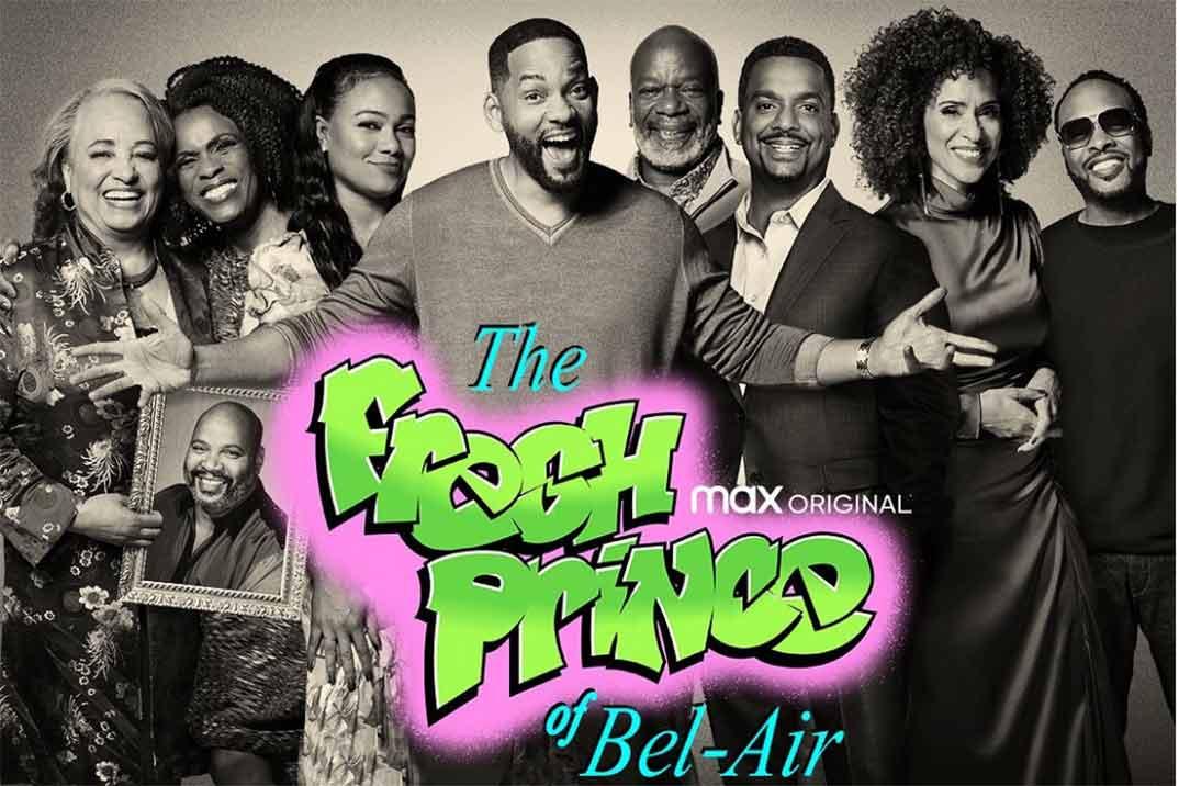 Will Smith reúne de nuevo a la familia Banks en el 30 aniversario de 'El Príncipe de Bel-Air'