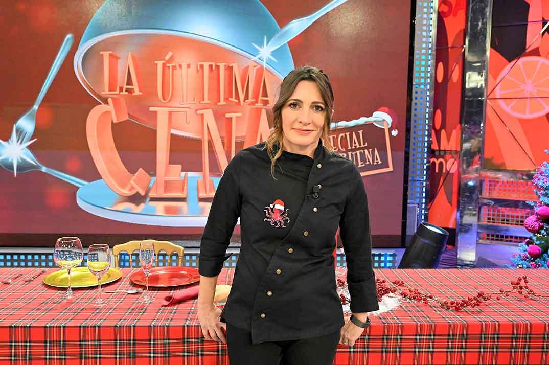 Begoña Rodrigo - Especial Nochebuena © Telecinco