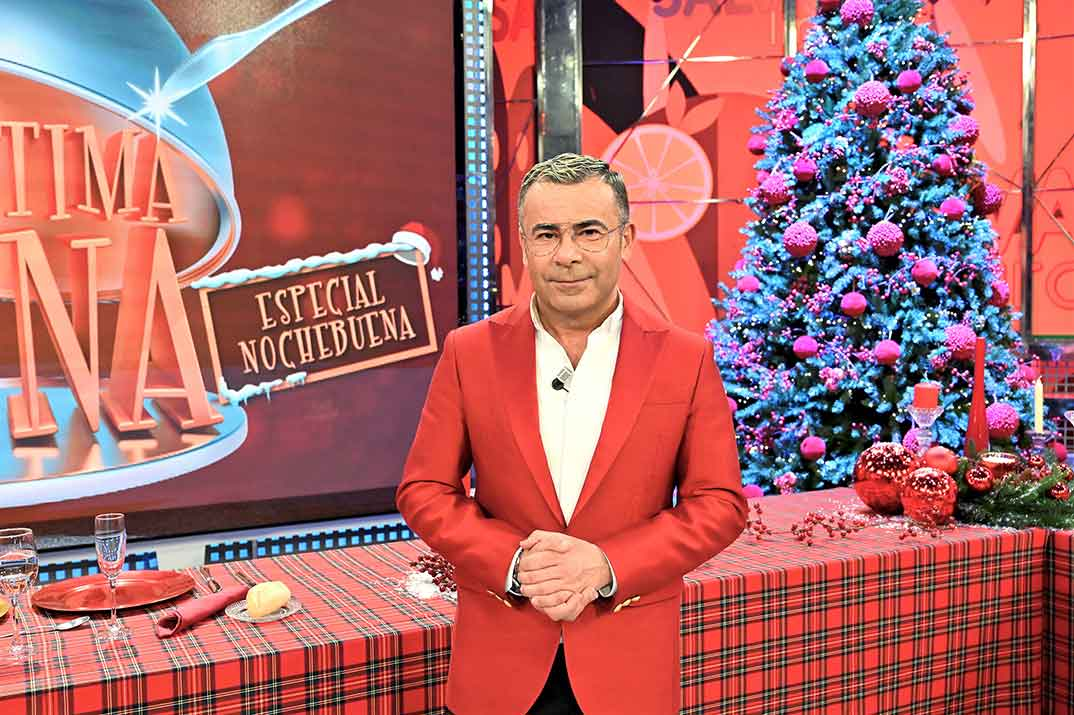 La última cena - Especial Nochebuena © Telecinco