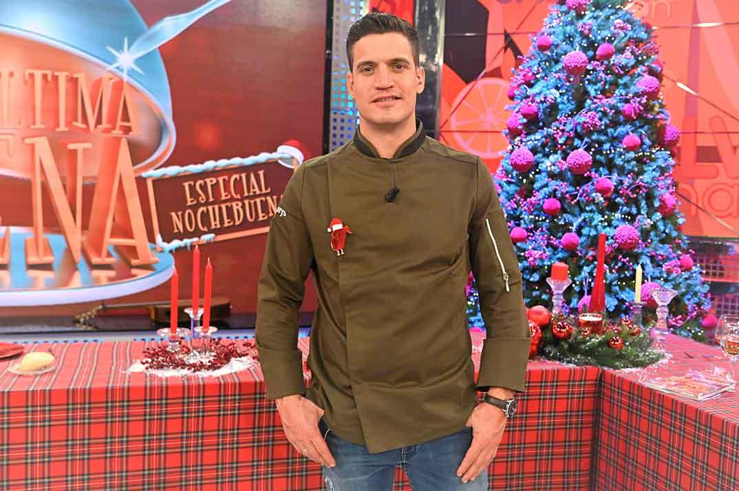 Miguel Cobo - Especial Nochebuena © Telecinco