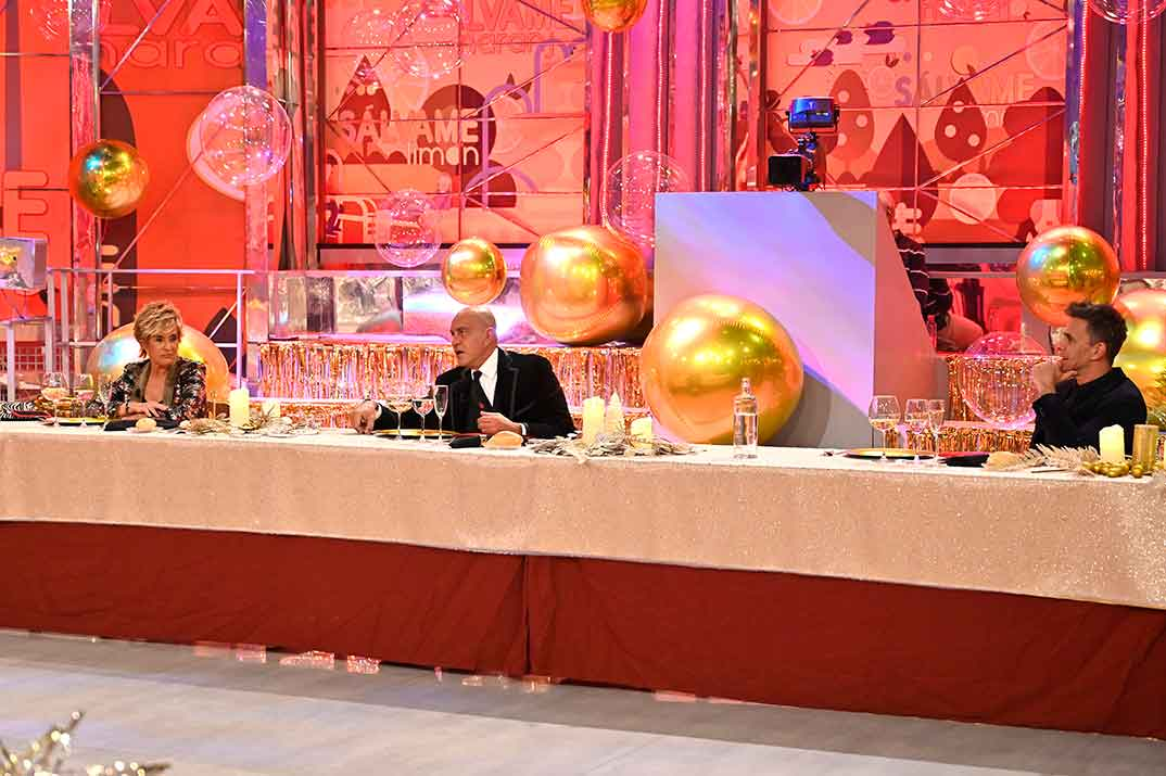 La última cena © Telecinco