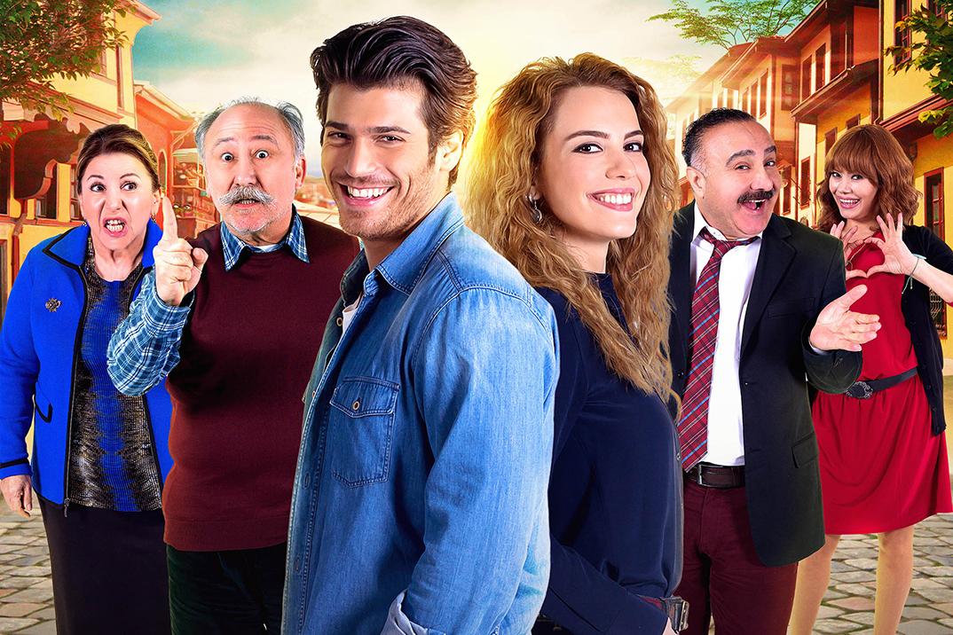 Can Yaman, protagonista de 'Matrimonio por sorpresa', estreno hoy en Mitele PLUS