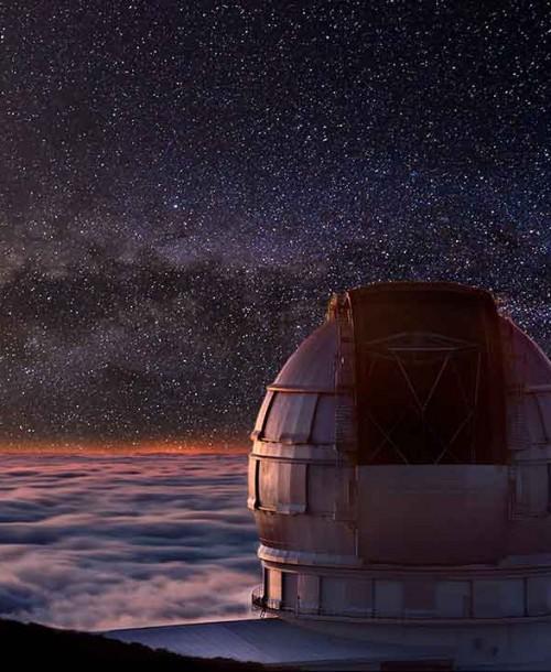 El cielo de La Palma, protagonista de la película más esperada de Netflix de estas Navidades