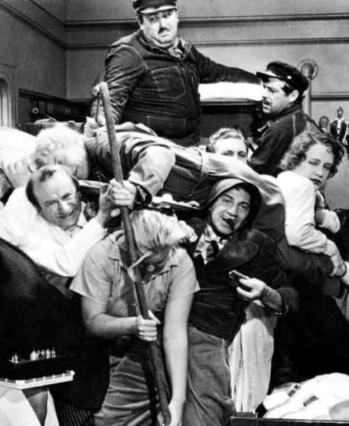 Días de cine clásico: «Una noche en la ópera» con los hermanos Marx – Esta noche en La 2 de TVE