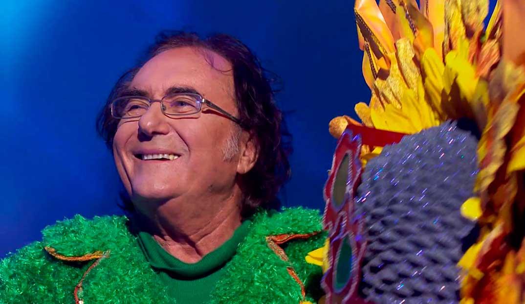 Albano Mask Singer © Antena 3