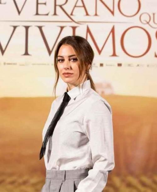 Blanca Suárez apuesta por el estilo masculino «más femenino»
