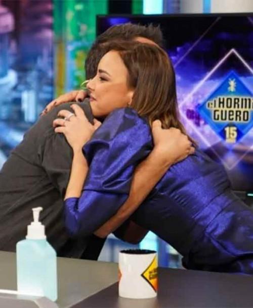Ángel Llácer le pide a Chenoa ser su padrino de boda