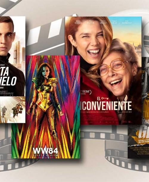 Estrenos de Cine de la Semana… 18 de Diciembre 2020
