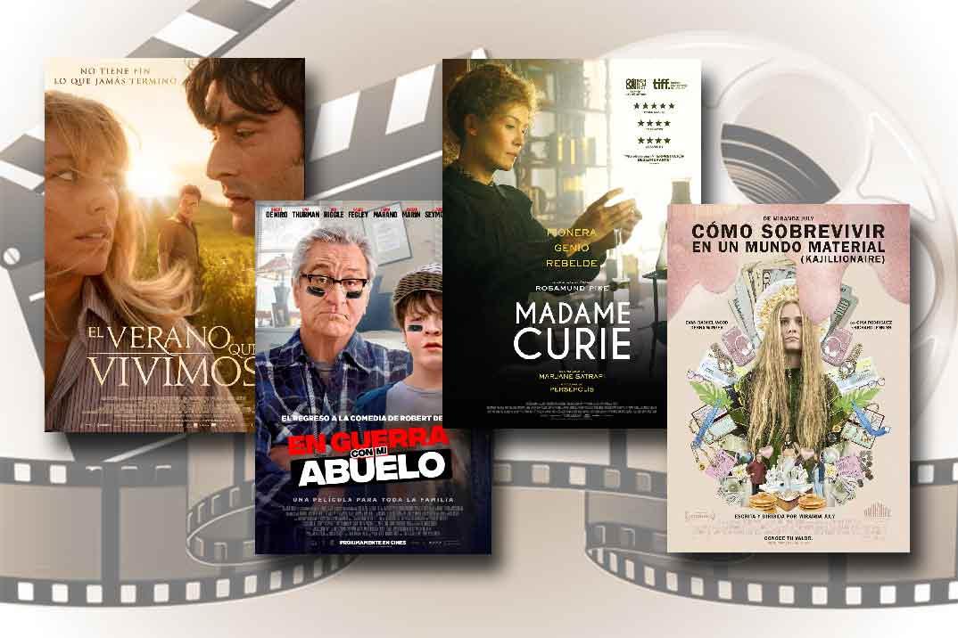 Estrenos de Cine de la Semana… 4 de Diciembre 2020
