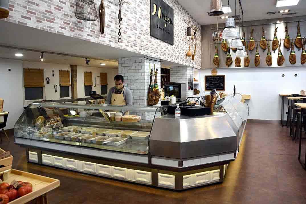 D. Origen – Un nuevo espacio gastronómico aterriza en Madrid