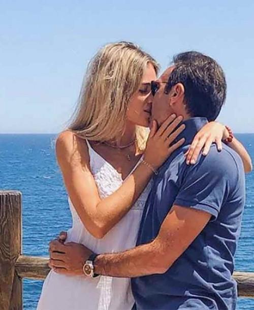 La romántica felicitación de Ana Soria a Enrique Ponce por su 49 cumpleaños