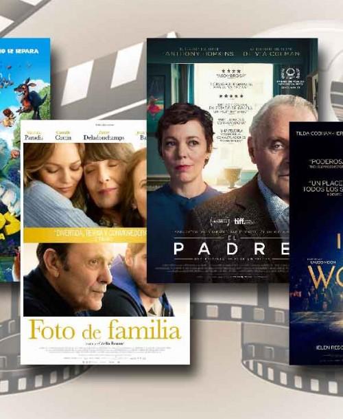 Estrenos de Cine de la Semana… 23 de Diciembre 2020