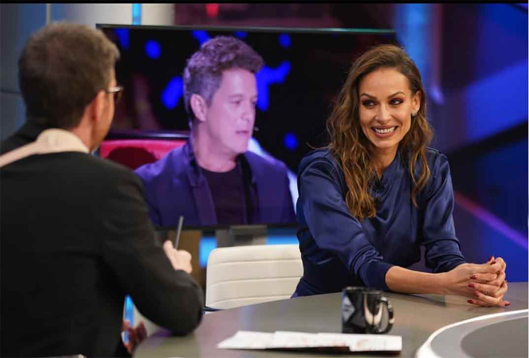Eva González - El Hormiguero © Antena 3