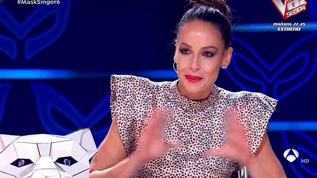 Eva González - Mask Singer © Antena 3
