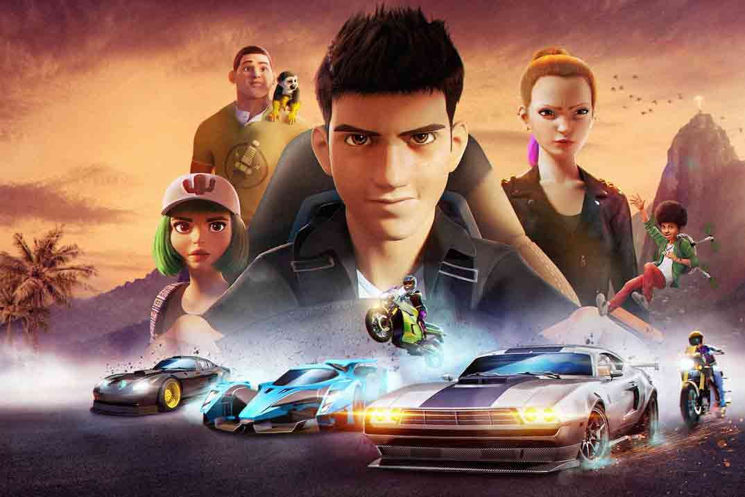 """""""Fast & Furious: Espías a todo gas"""" Estreno de la Temporada 3 en Netflix"""