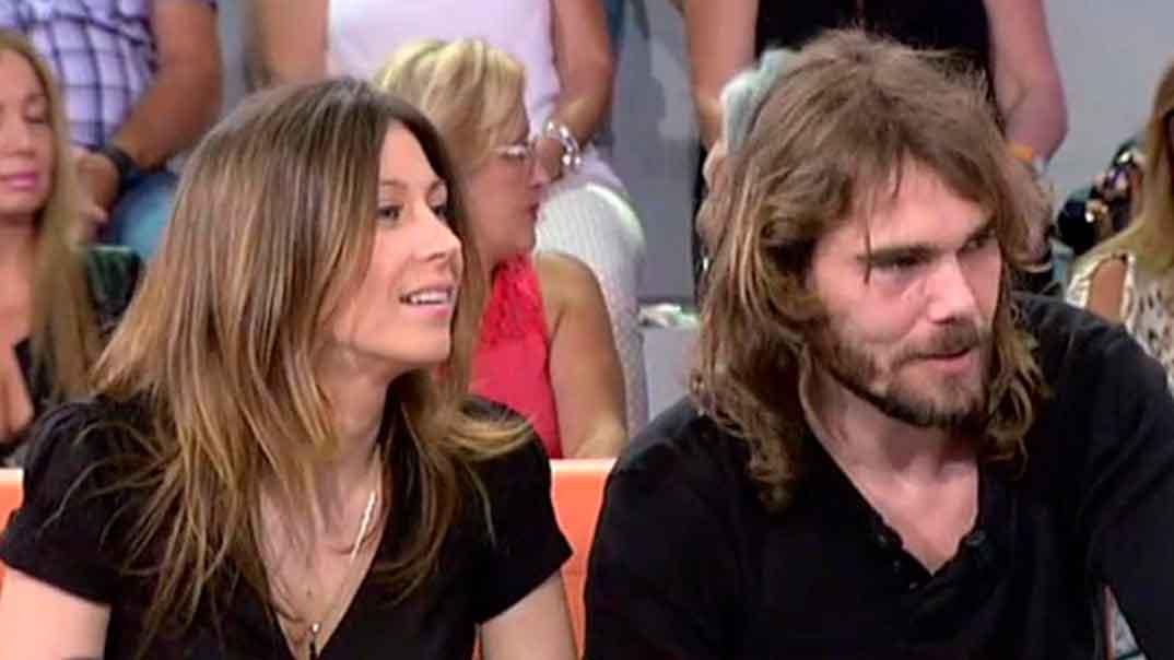 Fayna Bethencourt y Carlos Navarro 'El Yoyas' © Telecinco