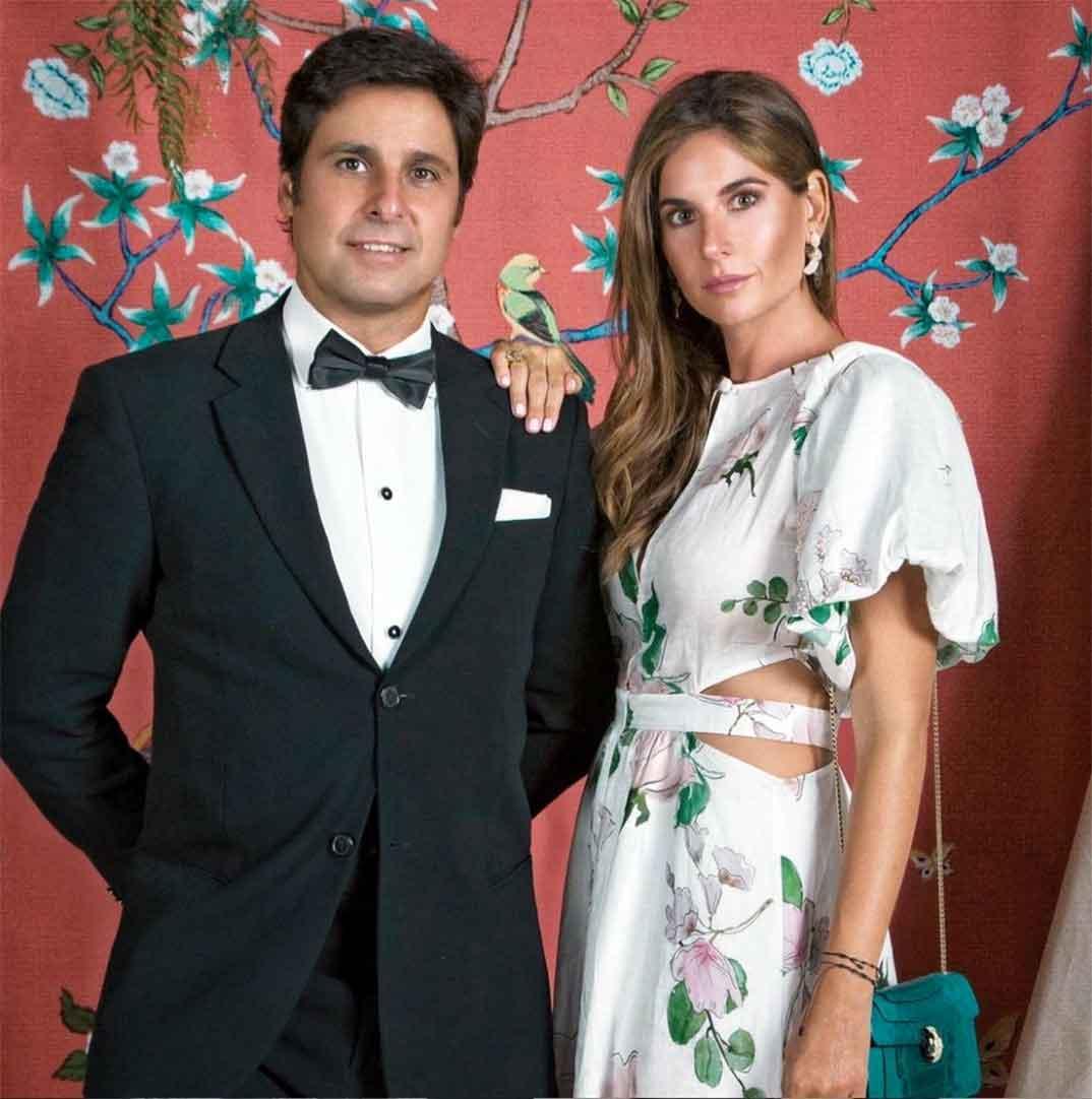 Francisco Rivera y Lourdes Montes © Instagram