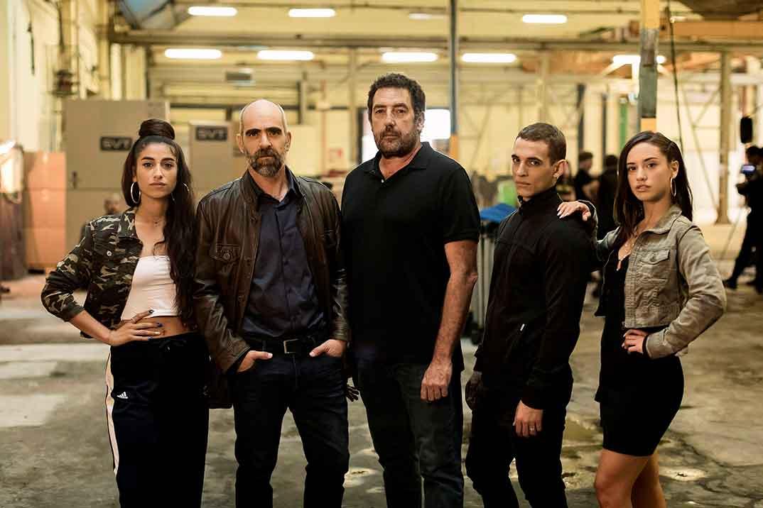 'Hasta el cielo' se convertirá en serie para Netflix