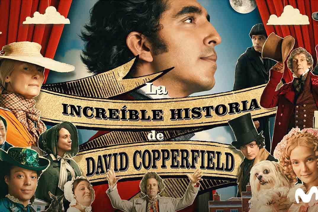 'La increíble historia de David Copperfield' – Estreno en Movistar+