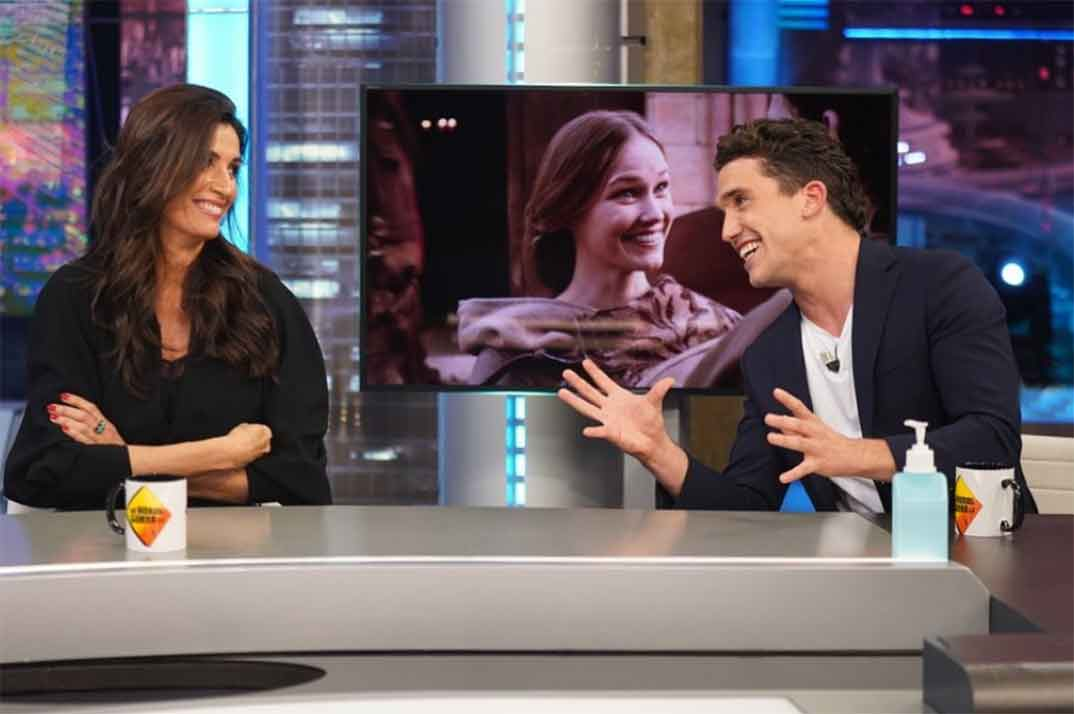Elia Galera y Jaime Lorente - El Hormiguero © Antena 3