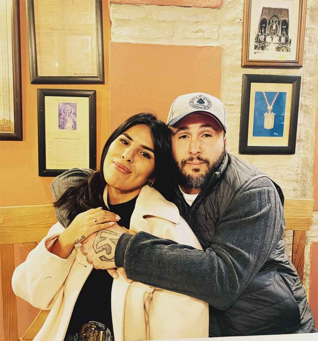 Kiko Rivera e Isa Pantoja © Instagram
