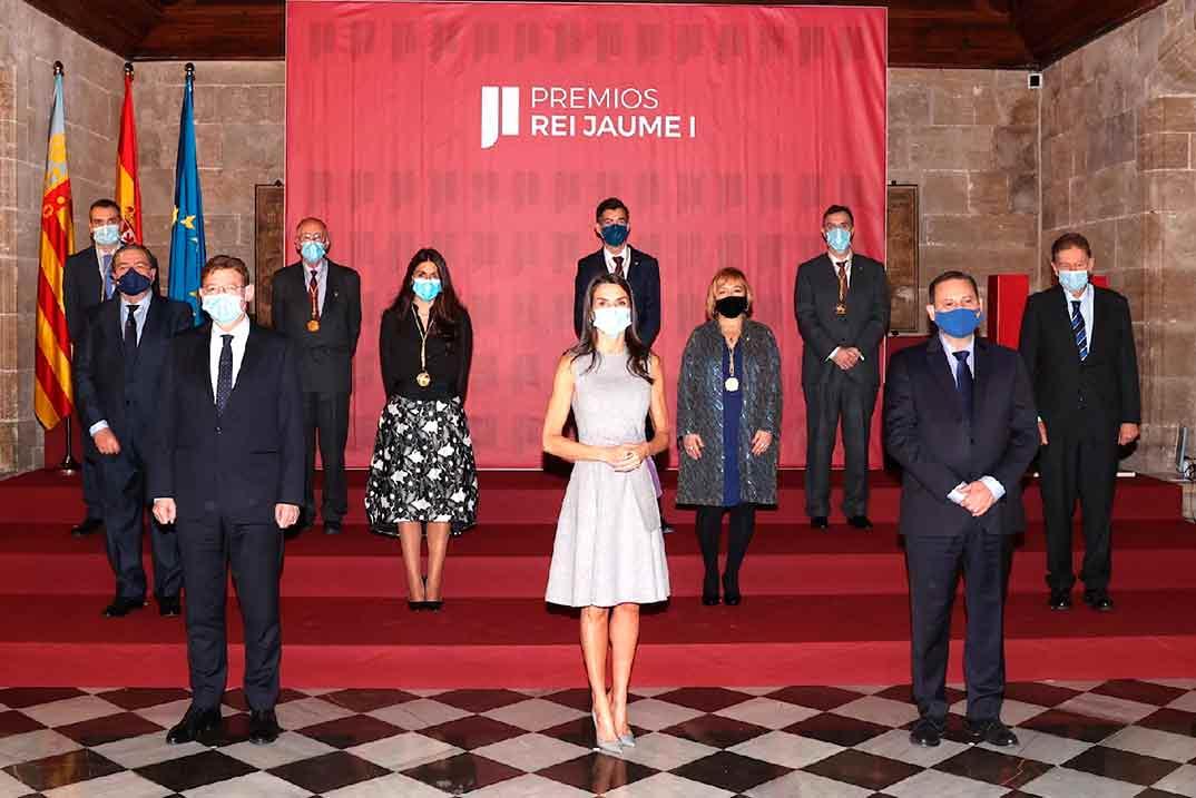 Reina Letizia - Premios Rei Jaume I © Casa S.M. El Rey