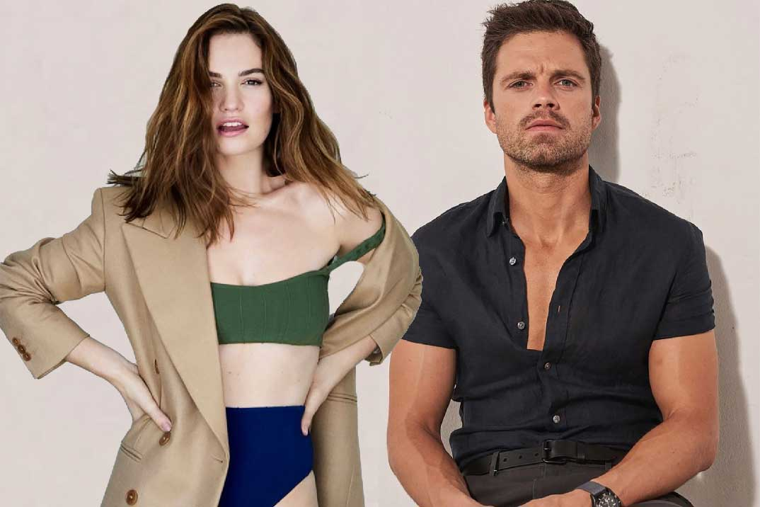 Lily James y Sebastian Stan serán Pamela Anderson y Tommy Lee en la serie 'Pam & Tommy'