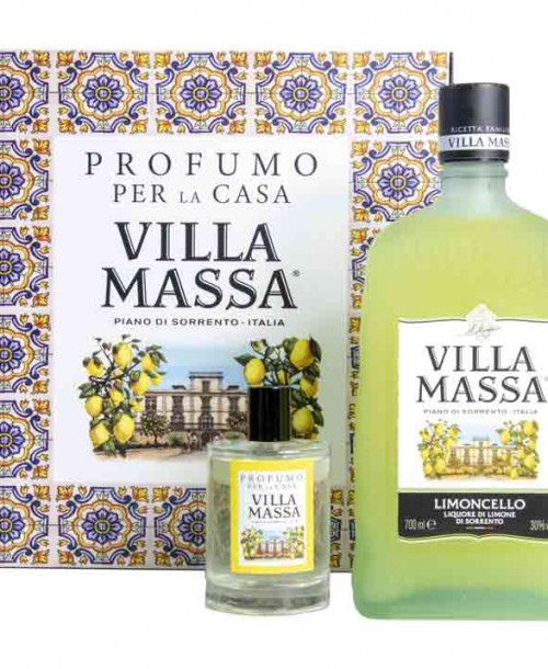 Limoncello Villa Massa revoluciona los sentidos estas navidades