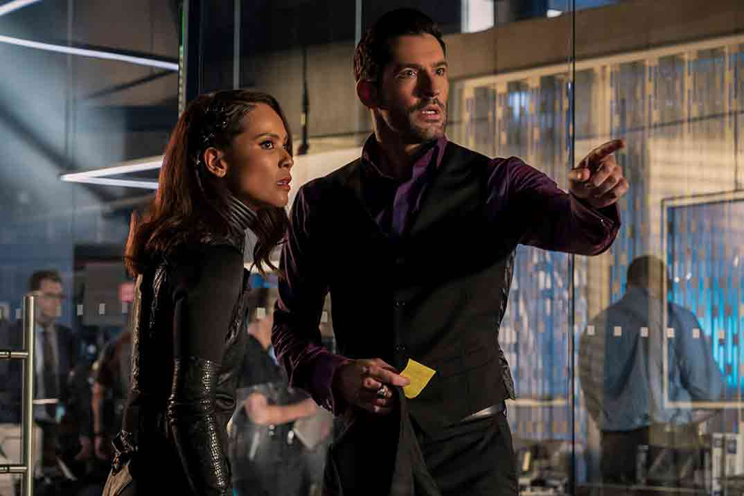 """Lucifer"" Temporada 5 B – Estreno en Netflix"