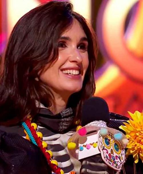 Paz Vega gana 'Mask Singer' disfrazada de 'Catrina'