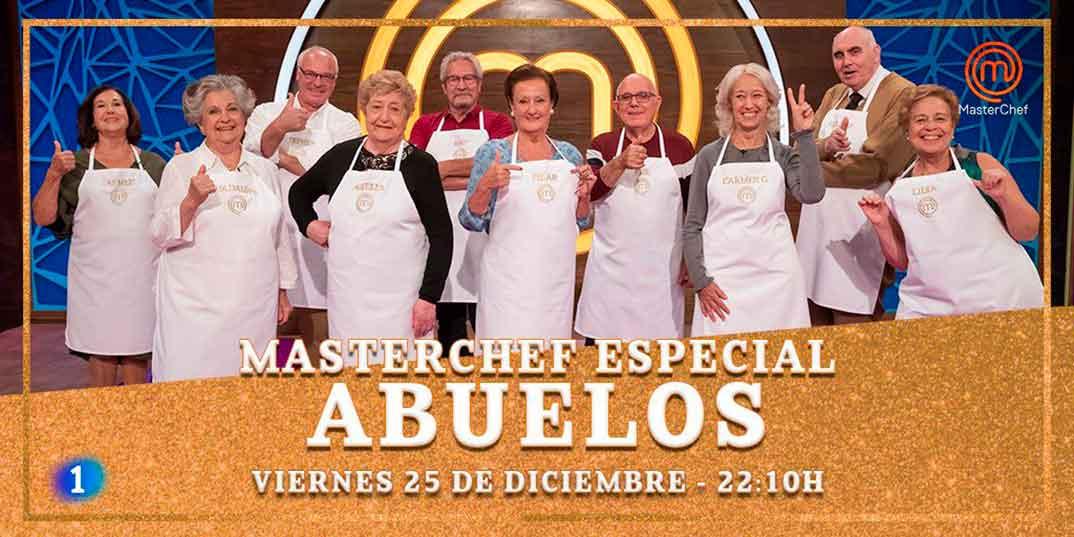 MasterChef Abuelos © RTVE