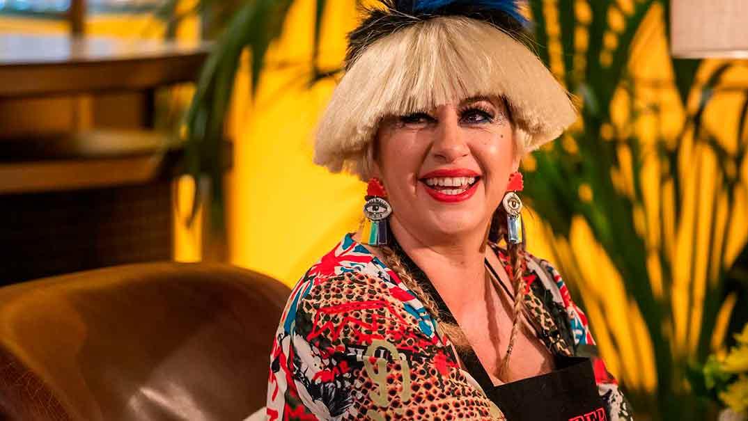La Terremoto de Alcorcón - MasterChef Celebrity 5 © RTVE