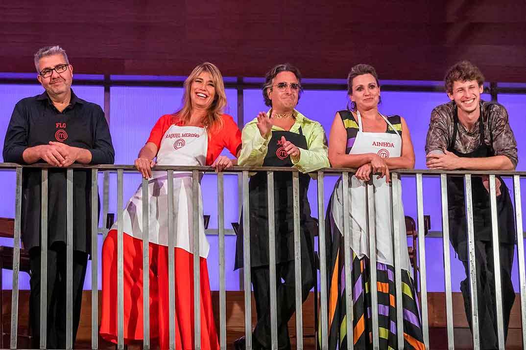Estos son los finalistas de 'MasterChef Celebrity 5'