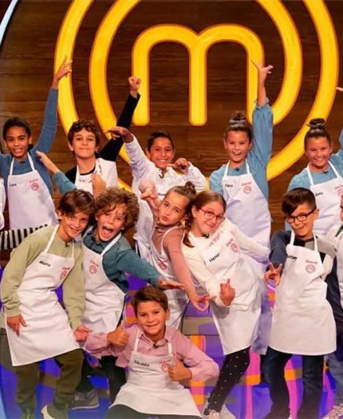 'MasterChef Junior' enciende este martes sus cocinas