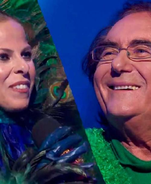 "'Mask Singer': Pastora Soler y Albano ""desenmascarados"""